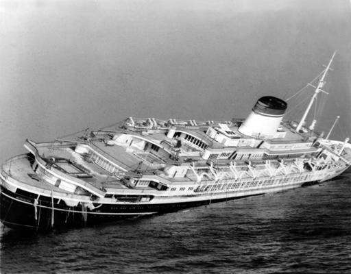 Explorers plan June mission to Andrea Doria shipwreck