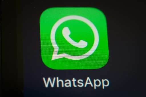 Facebook-owned smartphone messaging service WhatsApp has hit the billion-user mark, according to the leading social network's ch