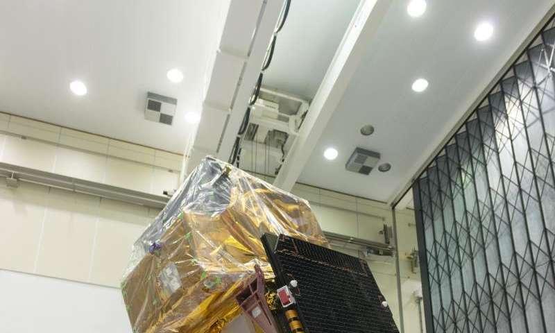 Farewell to Sentinel-2B