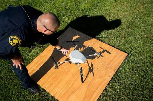 Few Utah police report drone use, cite tough FAA regulations