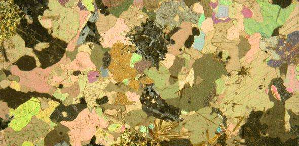 Fingerprinting rare earth elements from the air