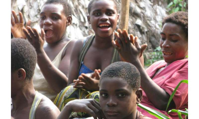 First estimate of Pygmy population in Central Africa reveals their plight
