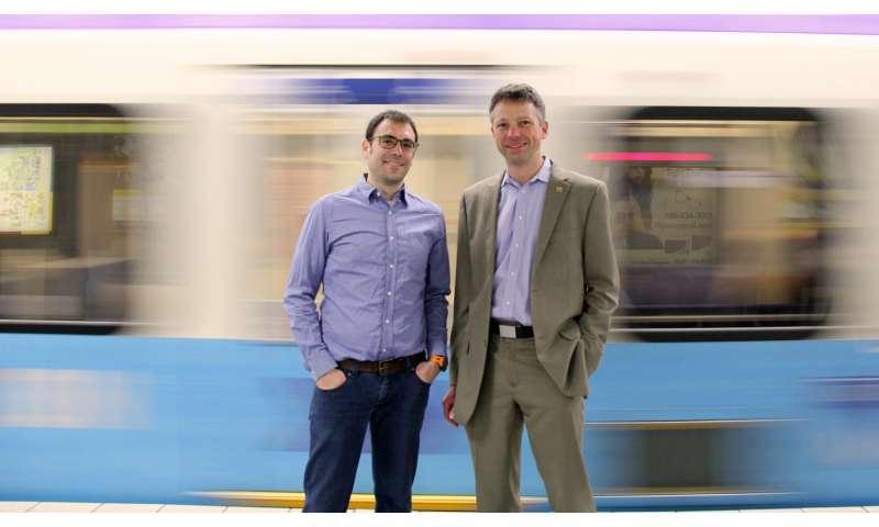 Flywheel technology could create new savings for light rail transit