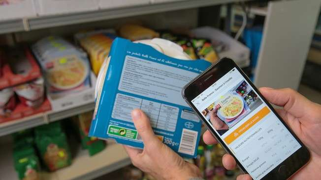 Food data at your fingertips