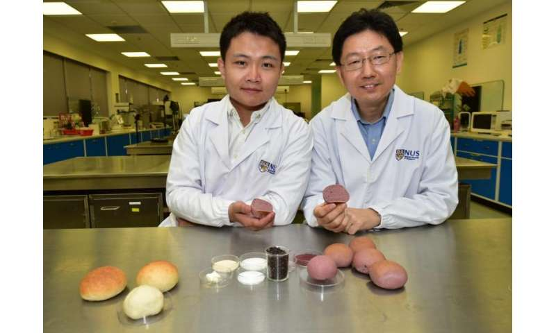 Food scientists create healthier, diabetic-friendly bread