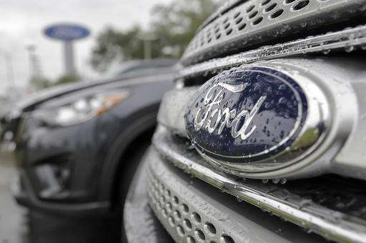 Ford expects lower profit in 2017