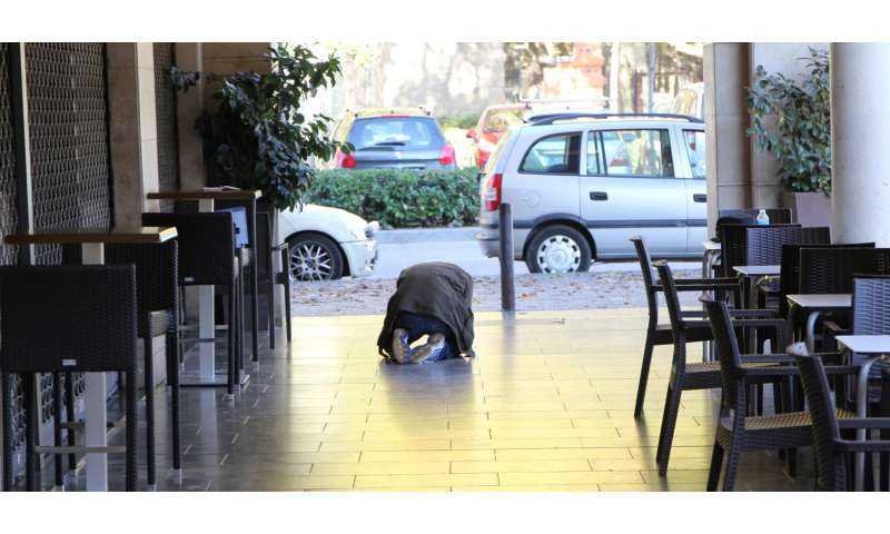 Fossils under your feet: Ancient sea cow found in Spanish street