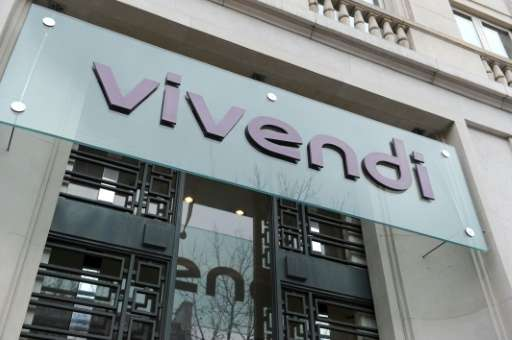 "French media group Vivendi makes a ""strategic alliance"" with Italy's Mediaset in an aim to create ""the first pan-"