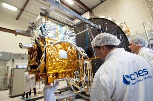 Europe to launch satellites for Earth, Einstein