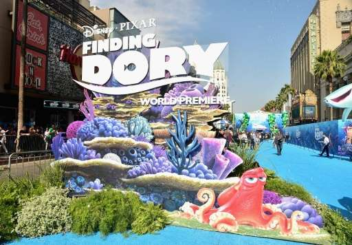 "Friday's release of Pixar's ""Finding Dory"", an animated film about a forgetful blue tang, will likely boost demand for"