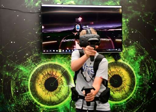From VR headsets and 360-degree cameras to AR glasses, tech giants are offering visitors a glimpse of reality-altering experienc