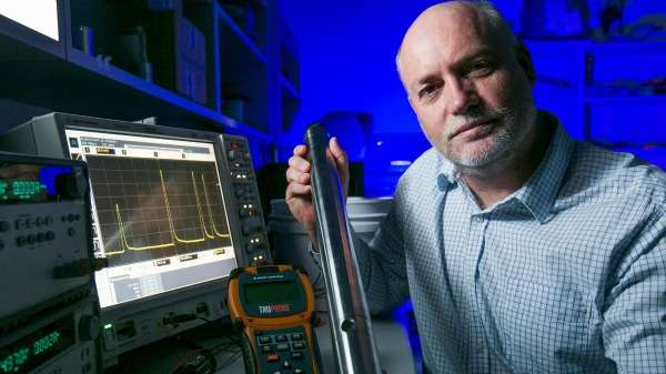 'Game changing' drilling sensors set to tap into a world market
