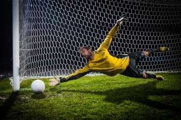 Game theorists devise way to even the odds in soccer shootouts