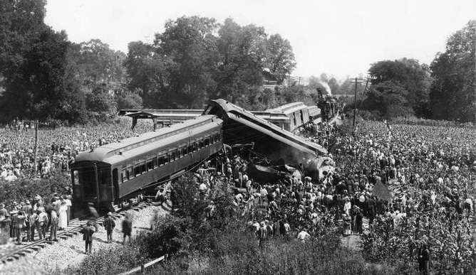 Germany train crash—ways in which rail safety systems can fail