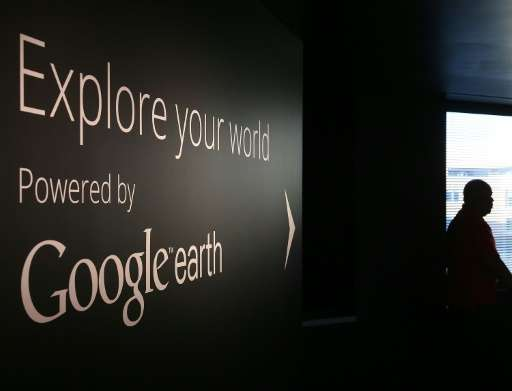 Google Earth begins rolling out a new version that uses new techniques to process sharper images gathered by the satellite sent