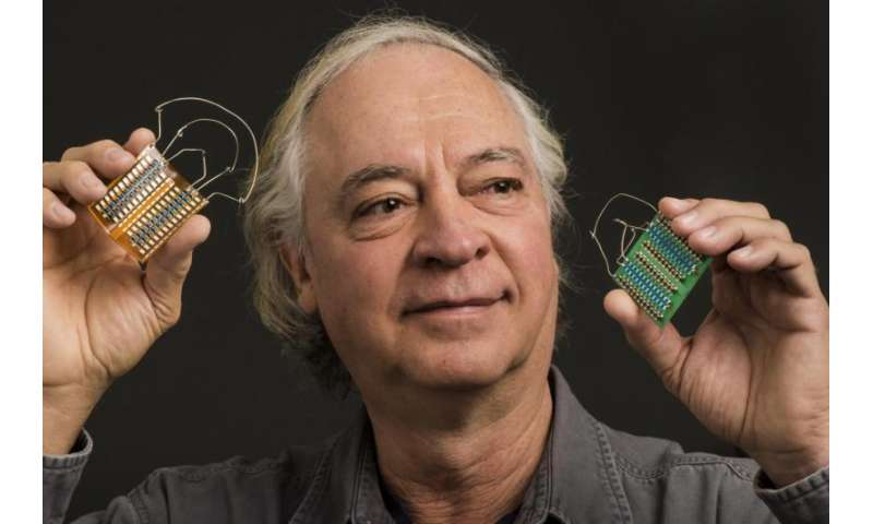 Got Solitons? Researcher sees problem as a solution