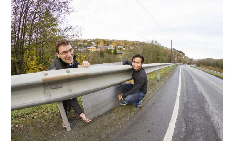 Guardrails with inbuilt noise barriers are on the way