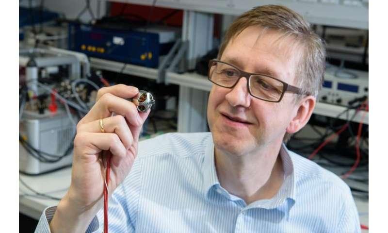 Hannover Messe: Saarbrücken engineers develop networked self-analyzing electric motors