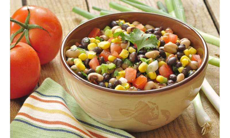 Healthy recipes and effective social marketing campaign improve eating habits