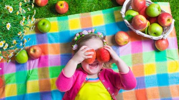 Healthy snacks bolster toddlers future report card