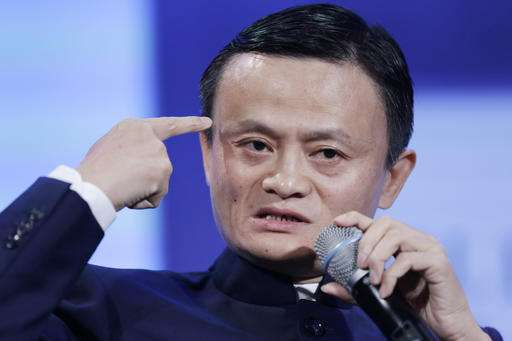 How Alibaba won _ and lost _ a friend in Washington
