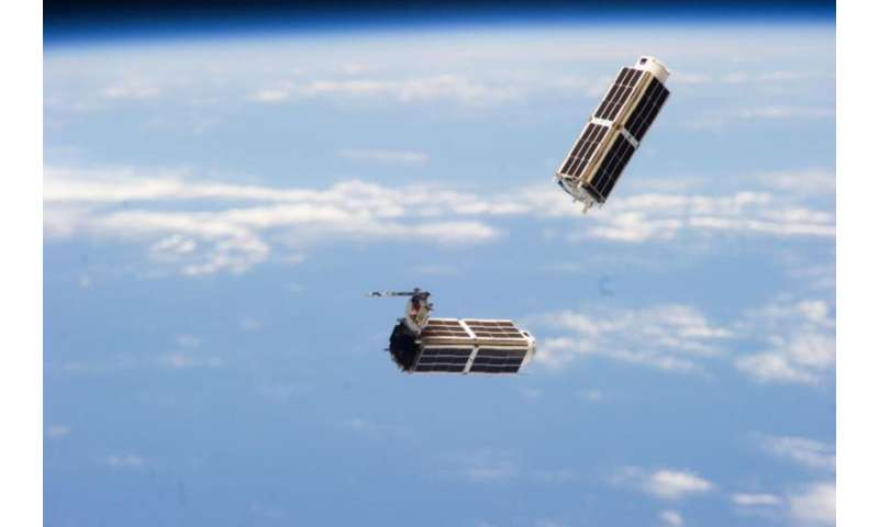How a NASA team turned a smartphone into a satellite business