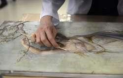How an experimental 3D-printed artwork could help save modern art