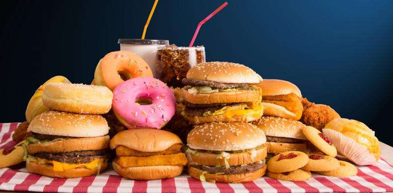 How cutting down on junk food could help save the environment