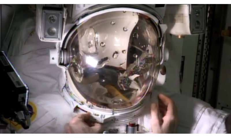 How does water behave in space? U of T Engineering researchers aim to solve longstanding mystery