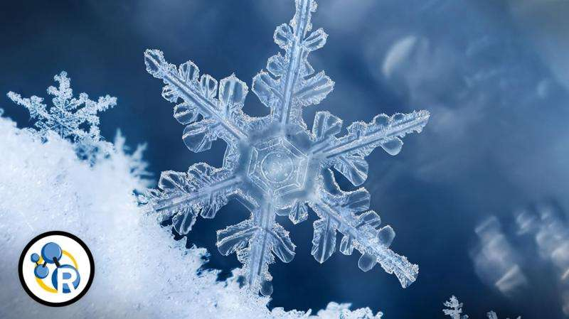 Video: How do snowflakes form?