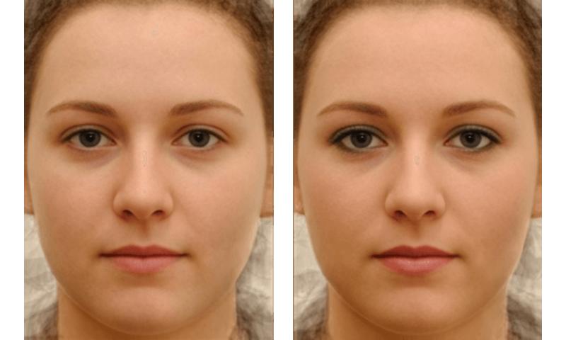 How makeup makes other women jealous