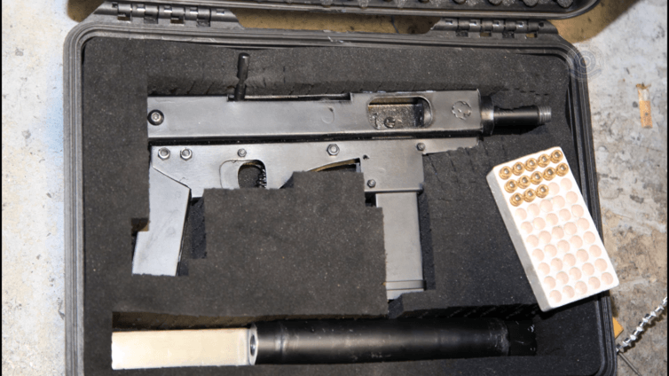 How real is the risk posed by 3-D printed guns?