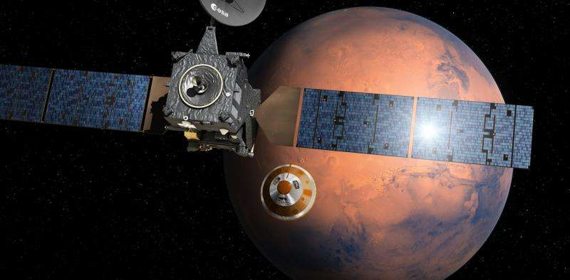 How the ExoMars mission could sniff out life on Mars – and what to do next