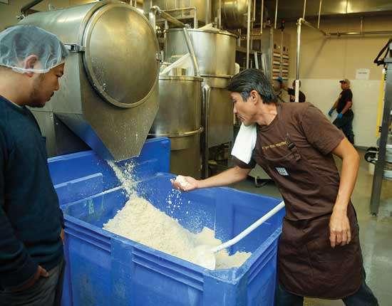 How tofu is made