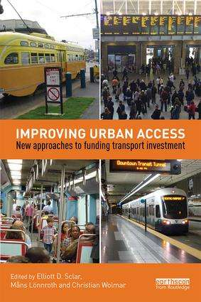 How to rethink urban transit, and pay for it, too