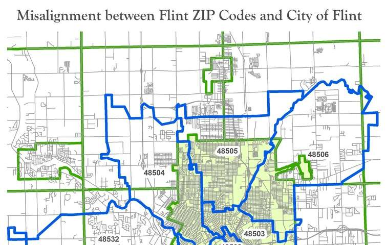 How ZIP codes nearly masked the lead problem in Flint