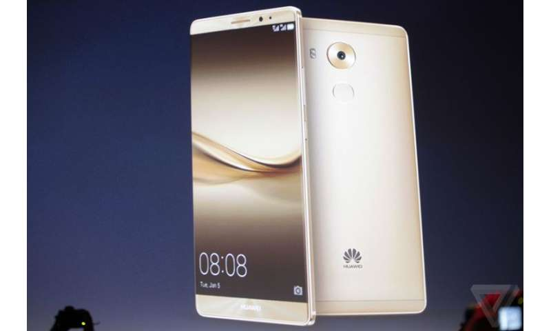 Huawei targets premium segment with new phone, watch