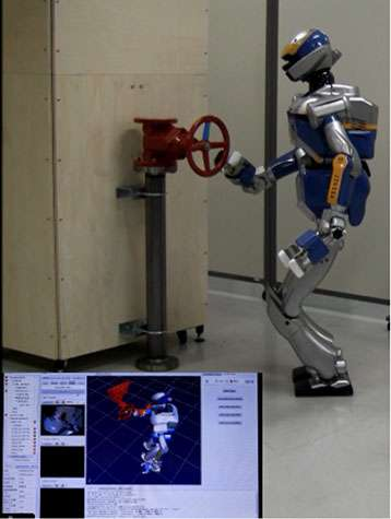 Humanoid robots in tomorrow's aircraft manufacturing