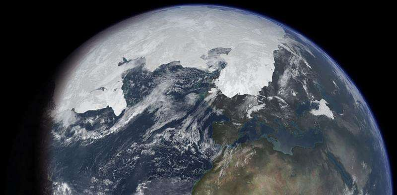 Ice ages have been linked to the Earth's wobbly orbit – but when is the next one?