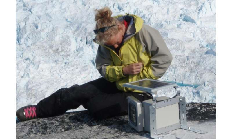 Ice loss accelerating in Greenland's coastal glaciers, Dartmouth study finds