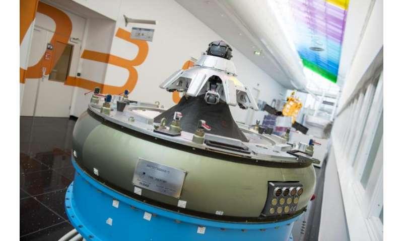 Image: ATV docking ring