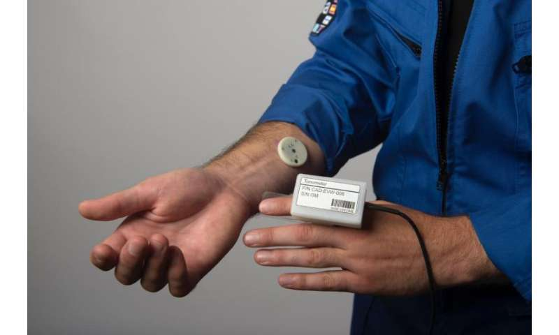 Image: EveryWear space medicine wearable device