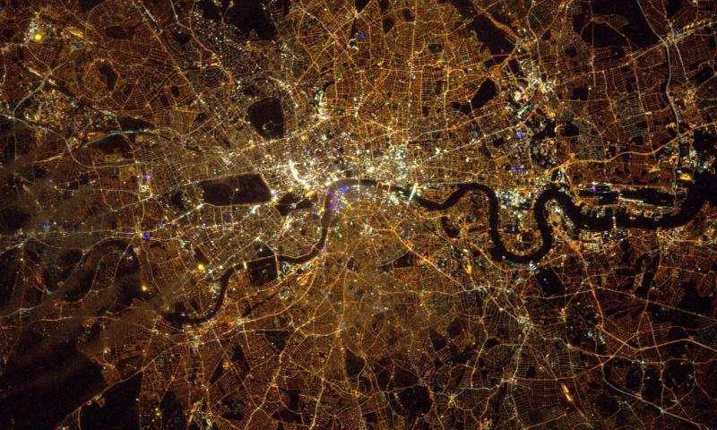 Image: London nightlife