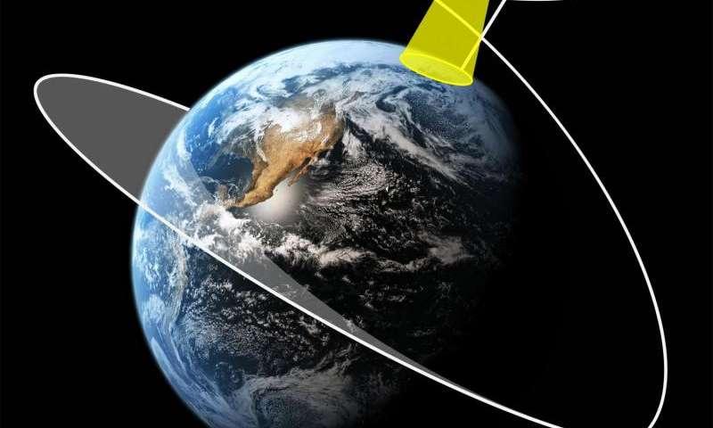 Image: Solar sails offer new orbital mechanics for satellites