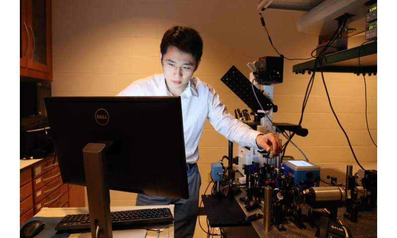 Imaging uses 'photothermal effect' to peer into living cells