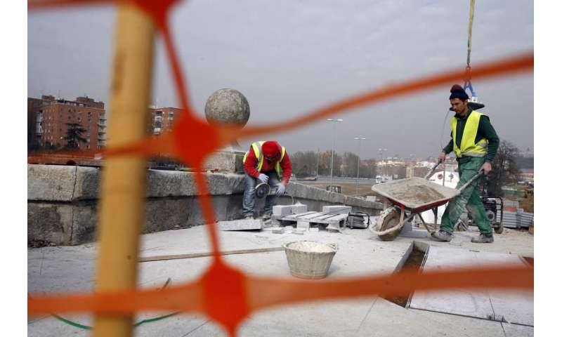 Improvisation is curbing innovation at small and medium-sized Spanish construction firms