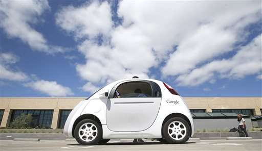 In California tests, self-driving cars still need human help