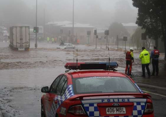 In cities, flooding and rainfall extremes to rise as climate changes
