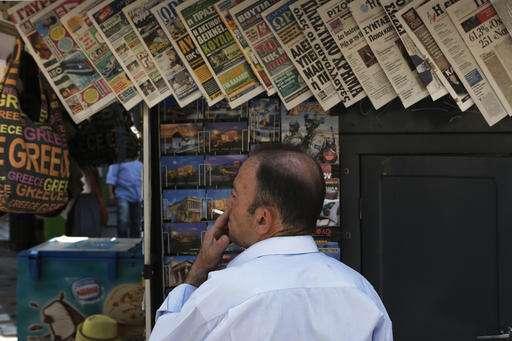 In Greece's tobacco culture, passive smoke a serious problem