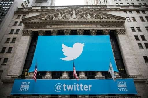 In its last quarterly update, Twitter said the number of monthly active users edged up to 313 million, up three percent from a y